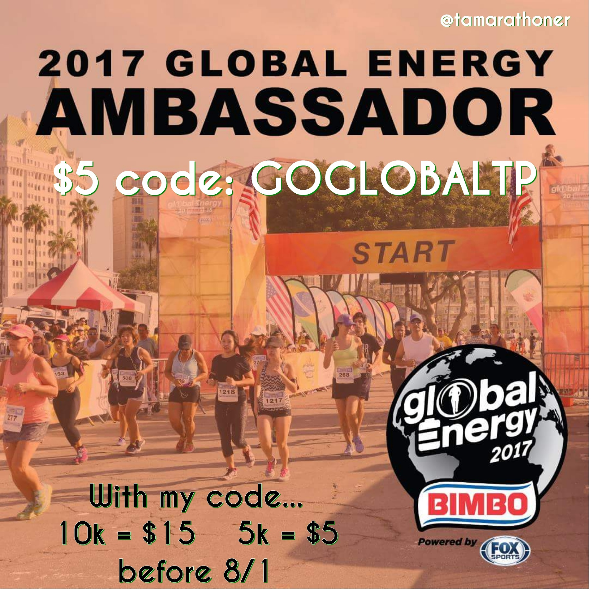 Global Energy Race Ambassador